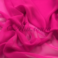 Шифон (Georgette) Chrissanne ElectricPink