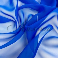 Шифон (Georgette) Chrissanne Cobalt