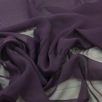Шифон (Georgette) Chrissanne Plum