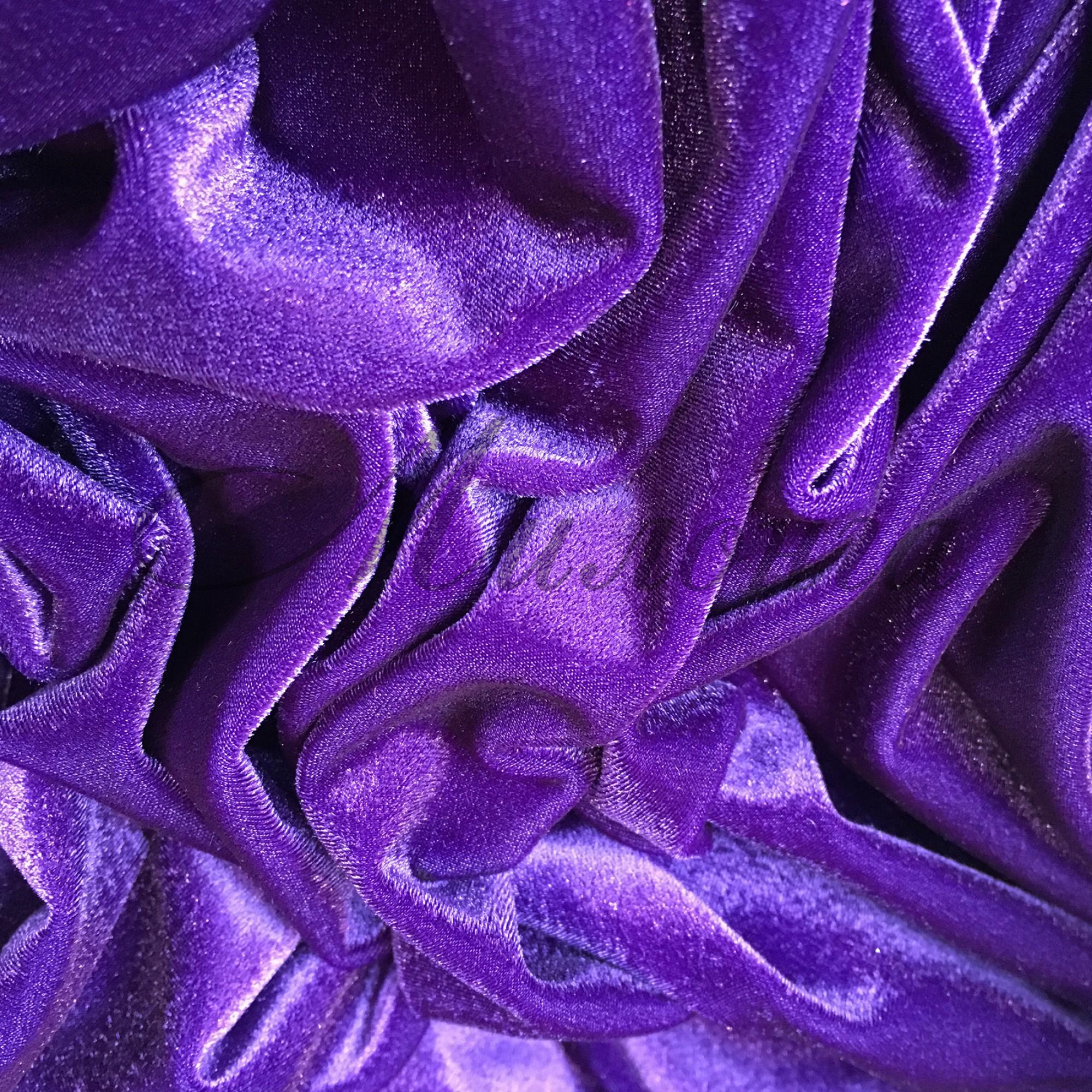 Вельвет Smooth Chrisanne PurpleRain