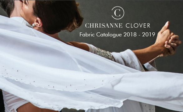 Каталог тканей Chrisanne Clover Fabric Catalogue 2018-2019